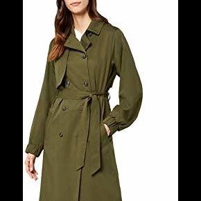 Find. y4183 trench coat, vert (khaki), 36...