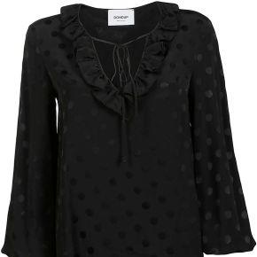 Dondup femme dc026ff295xxx999 noir soie blouse