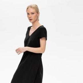 Robe babydoll femme noir - promod