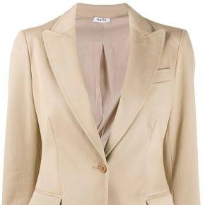 P.a.r.o.s.h., jacket beige, femme, taille: l