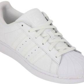 Baskets superstar foundation blanc adidas...