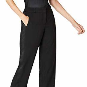Truth & fable pantalon de costume femme, noir...