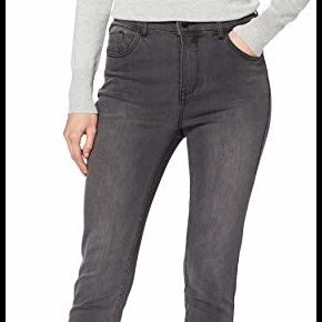 Find. dc3375s jean skinny gris (grey), 42...