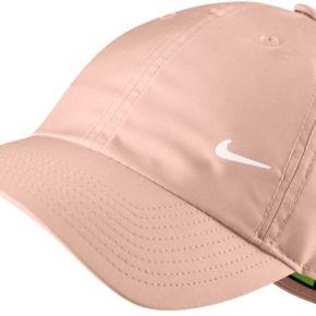 Casquette nike sportswear heritage 86 mixte - rose