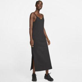 Robe en jersey nike sportswear pour femme - noir