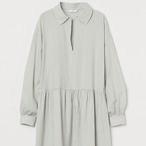 H & m - robe aérienne - vert