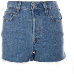 Levi's femme 778790005 bleu claire denim shorts