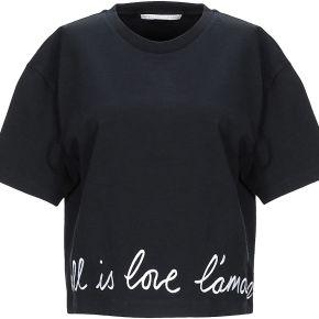 T-shirt stella mccartney femme. noir. 36...