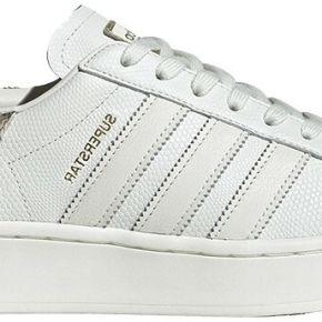 Adidas, superstar bold w blanc, femme, taille:...