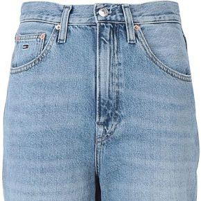 High rise tapered t pantalon en jean tommy...