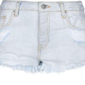 Short en jean vicolo femme. bleu. l livraison...