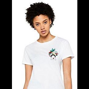 Find. 18ama018 t-shirt, blanc (white), 36...
