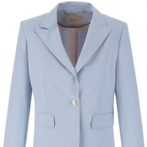 Marella, blazer bleu, femme, taille: 48 it