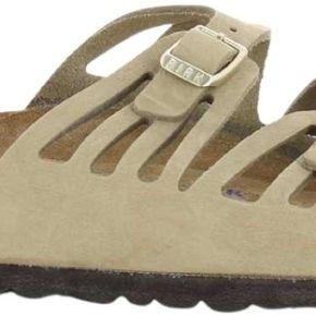 Birkenstock, schoenen granada vert, femme,...