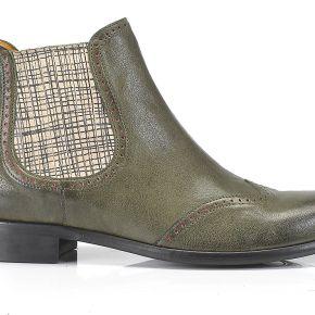 Catherine parra-femme-chelsea boots en cuir...