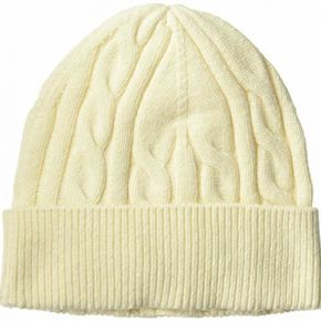 Amazon essentials cable knit hat, blanc cassé,...