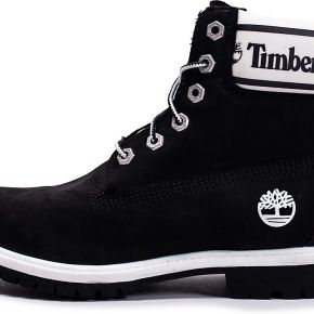 Boots timberland 6-inch logo collar boots...