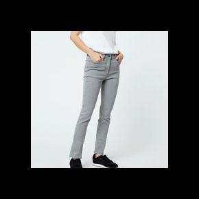 Jean slim gris couleur gris foncé - monoprix...