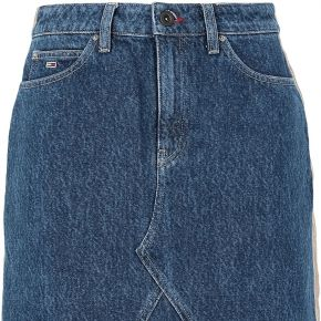 Jupe en jean tommy jeans femme. bleu. 24...