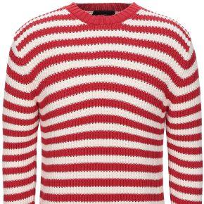 Pullover alanui homme. rouge. m livraison...