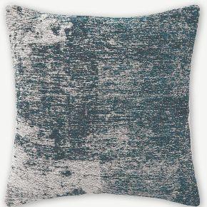 Genna, coussin en coton jacquard 50 x 50 cm,...