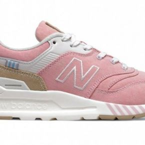 New balance, sneakers lifestyle en toile 997h...