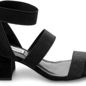 Steve madden, sandals noir, femme, taille: 38