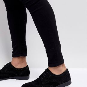 Homme asos - chaussures derby style richelieu...