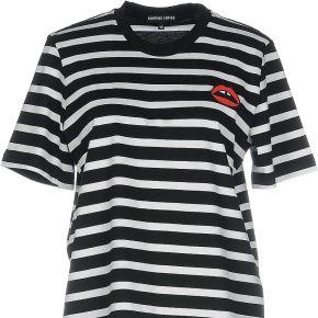 T-shirt markus lupfer femme. noir. s livraison...