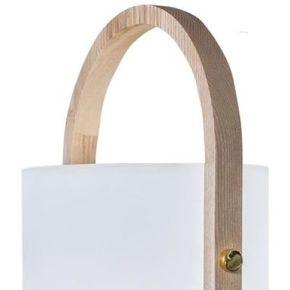 Lanterne sans fil design scandinave poignée...
