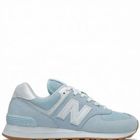 New balance, sneakers lifestyle cuir et mesh...