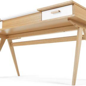 Stroller, un bureau blanc