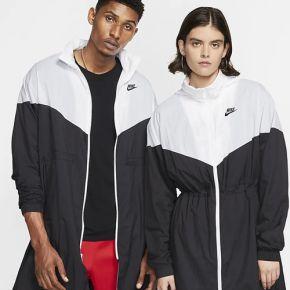 Veste nike sportswear windrunner - noir