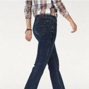 Ltb jeans valerie bootcut damen hose blau used...