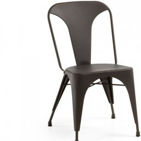 Mali - 4 chaises métal indoor/outdoor - couleur...