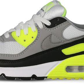 Nike homme air max 90 volt gris et blanc running