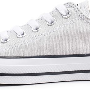 Converse femme chuck taylor all star low grise...