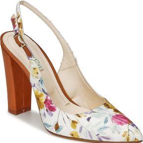 Sandales femmes paco gil emile blanc