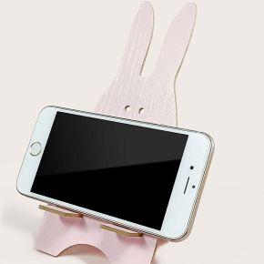 Support de téléphone design lapin