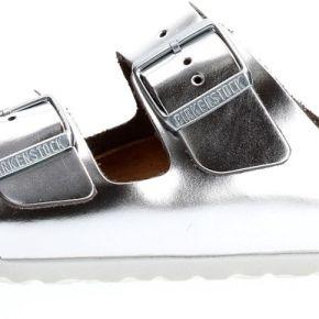 Birkenstock, sandals gris, femme, taille: 39