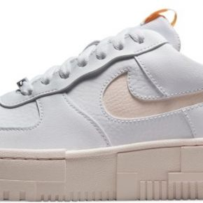 Chaussure nike af1 pixel pour femme - blanc