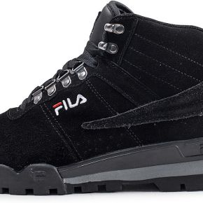 Fila homme fitness hiker mid noir boots