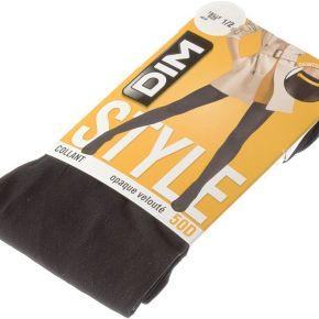 Collant fin - 1 paire - unis simple - opaque -...