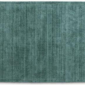 Jago, tapis 160 x 230 cm, bleu canard