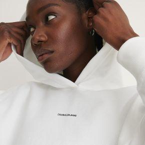 Calvin klein hoodie - white