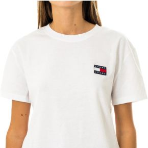 Tommy hilfiger, t-shirt donna tjw tommy badge t...
