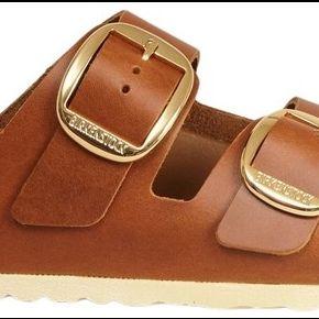 Birkenstock, arizona big buckle sandals brun,...