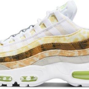 Chaussure nike air max 95 pour femme - blanc