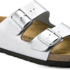 Birkenstock, arizona bs sandals blanc, femme,...